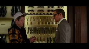 Kingsman- The Secret Service - Official Trailer