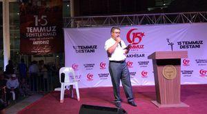 4. Akhisar Alışveriş Festivalinde İkinci Gün Etkinlikleri