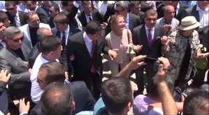 TÜSİAD'dan Şırnak Cizre'de Halaylı Kutlama
