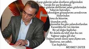 Mehmet Zafer-Mapus Kapıları -