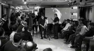 Kuaförler Platformu Fatih Toplantısı