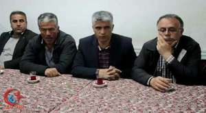 Başkan İbrahim Gün Sazlı Mahallesine Teşekkür Ziyareti Gerçekleştirdi 04.05.2014