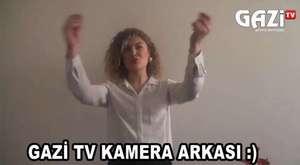 Gazi TV Kamera Arkası  :)