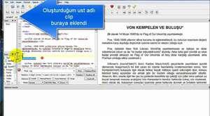 Word, Calibre ve Sigil Uygulamalarını Kullanarak  Metni Epub'a Çevirme