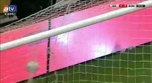 Galatasaray 4-1 Torku Konyaspor Türkiye Kupası Maç Özeti
