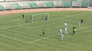 U17 Gelişim Ligi: Bursaspor 2-3 Sariyer