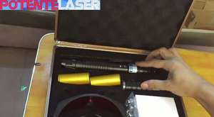 laser de 3000mW rojo