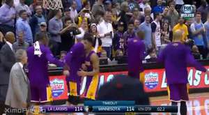Los Angeles Lakers vs Toronto Raptors | FULL HIGHLIGHTS | 12.7.2015