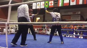 Hun boxing world championship Turkai Samsun