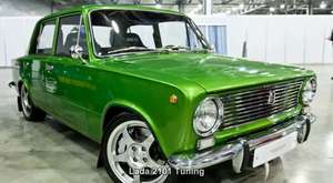 Lada 2101 Tuning from Russia