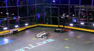 Robot Wars Classics: Bigger Brother vs. Hypno-Disc