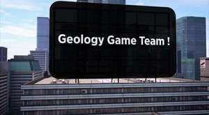 Geology Game Team