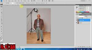 Photoshop KnockOut 2 kullanım