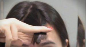 Hemen Saçlarınızı Kahkül Kestirmek İsteyeceğiniz Kahkül Modelleri