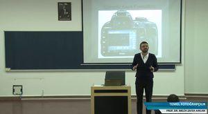 Temel Fotoğrafçılık 20.12.2016 Prof. Dr. Melih Zafer Arıcan