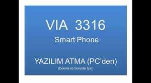 CASPER A3316 YAZILIM ATMA (ROM YÜKLEME)