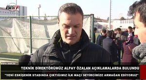 Takımımız Konya'da böyle karşılandı