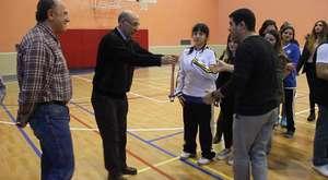 1.Ted Kolej S.K. Genç Erkek Takımı Ödül Töreni