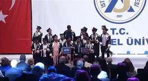 Arel Üniversitesi 2015 Mezuniyet Töreni 3