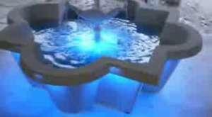 Cascade Portatif Küçük Yıldız Süs Havuzu
