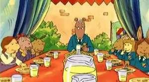 Arthur - 8. Bölüm