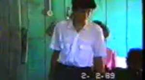 Pelitli Köyü 1989 Bayram gezmesi