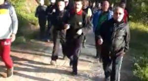 Akhisar'da demokrasi nöbeti 3.gün