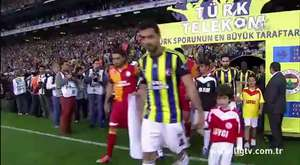 Fenerbahçe - Galatasaray 2-1 Geniş Özet HQ 12.05.2013
