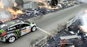 Ken Block Gymkhana FOUR HD 1080p H