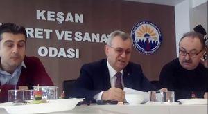 1923 Keşan Gençlikspor-Çanakkale Dardanosspor Maçı/wwwçkesanpostasi.com-07.02.2016