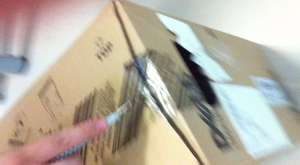 Dell U2312HM Led Monitör Kutu İçeriği