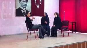 Dr Sadık Ahmet İlkokulu Aralık Ayı Değeri Sevgi, Saygı ve Yardımlaşma Gösteri 3 Tarık Öztürk
